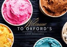 iScream, Oxfords first Gelateria