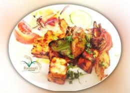 Basmati Restaurant Main Dishes