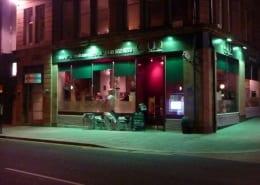 Qua Italian Restaurant in Glasgow
